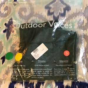 Outdoor Voices Pants - Outdoor Voices 3/4 Warmup Leggings